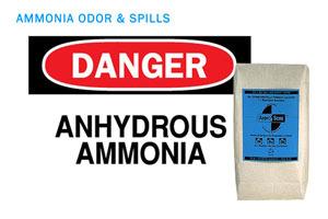 Ammosorb Eco Ammonia Spill Removal Granules 2 5 Lb