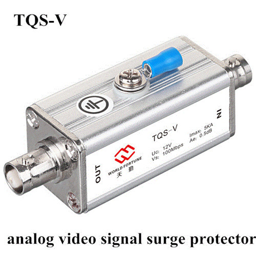 Analog Video Signal Surge Protector