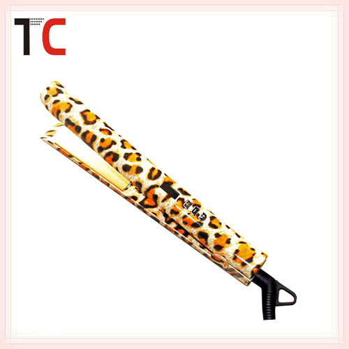 Animal Print Hair Straightener