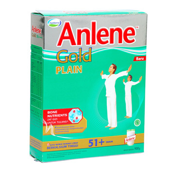 Anlene Gold Plain Box 900gr