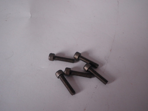 Ansi Hex Socket Cheese Head Screw For Electronic Super Small Type