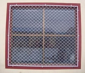 Anti Theft Steel Wire Mesh With High Quality Help Create A Sense Of Securit