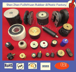 Anti Vibration Mount Air Conditioner Rubber Bushing Car Engine