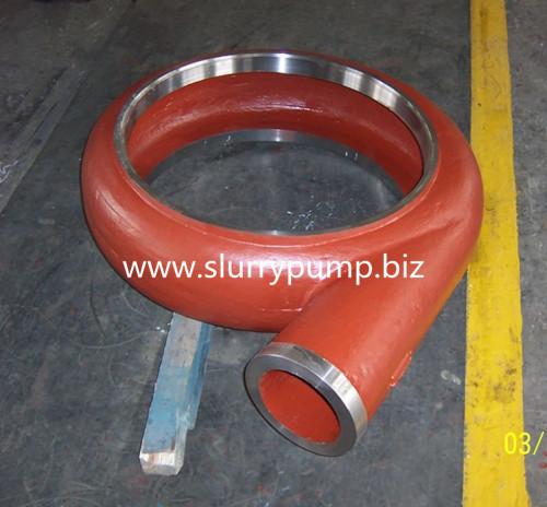 Anti Wear High Chrome Centrifugal Slurry Pump Parts