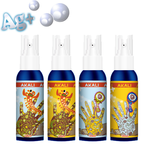 Antimicrobial Hand Sterilizing Spray