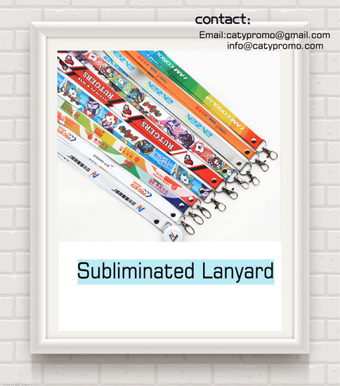 Any Kinds Of Custom Oem Printing Polyester Pet Cotton Lanyard
