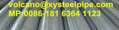 Api 5l X42 Erw Steel Pipe