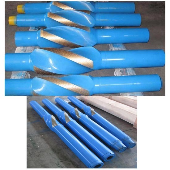 Api 7 1 Near Bit Type Stabilizers For Well Drilling