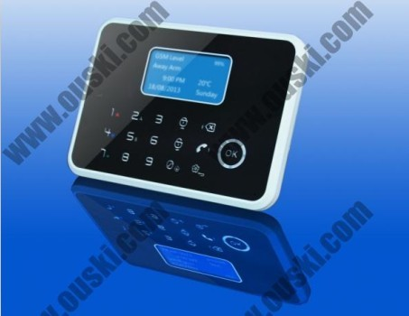 App Control Wireless Home Burglar Alarm System G6