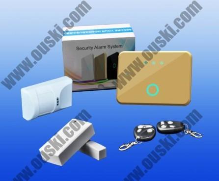 App Temperature Control Gsm Alarm System A6