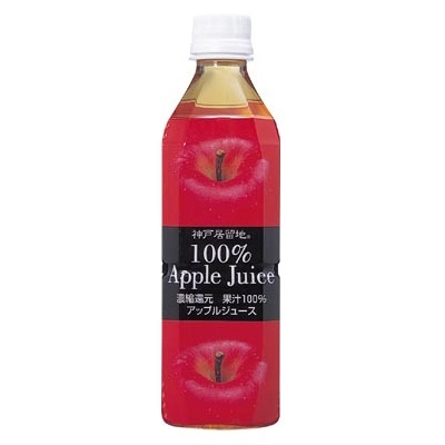 Apple Juice Pet Made In Japan