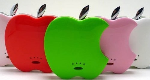 Apple Shape Model Power Bank For Promotional Gifts Fpb 133