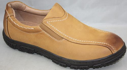 Apricot Men Leather Shoes Xh838 2