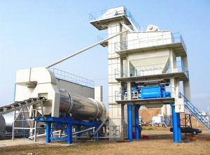 Asphalt Batching Plant