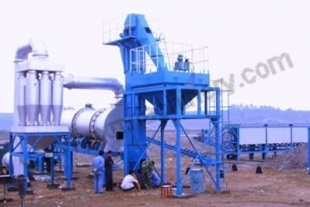 Asphalt Mixing Plant Drum Type 60tph