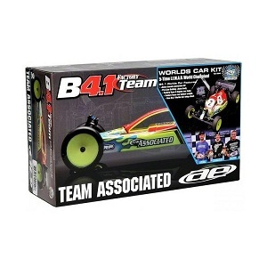 Associated Factory Team Buggy Kit Rc10b4