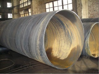 Astm A252 Ssaw Steel Pipe