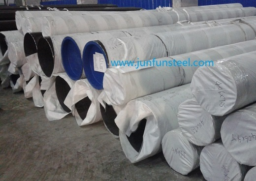 Astm A335 Seamless Ferritic Alloy Steel Pipe For High Temperature Service