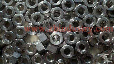 Astm A453 Gr660a B C D Stud Bolt Nut Washer Threaded Rod