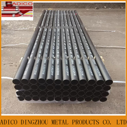 Astm A888 Black Cast Iron Drainage Pipes