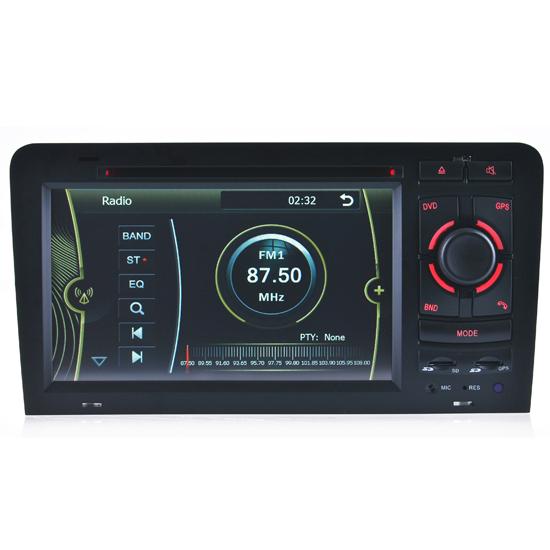Audi A3 Dvd Navigation
