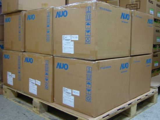 Auo Display Panels Size From 1 2 71