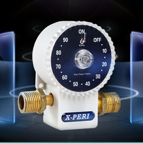 Auto Gas Shut Off Timer For Bbq Cylinder Stoves