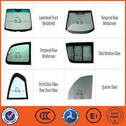 Auto Glass Factory Windshield Windscreen Supplier
