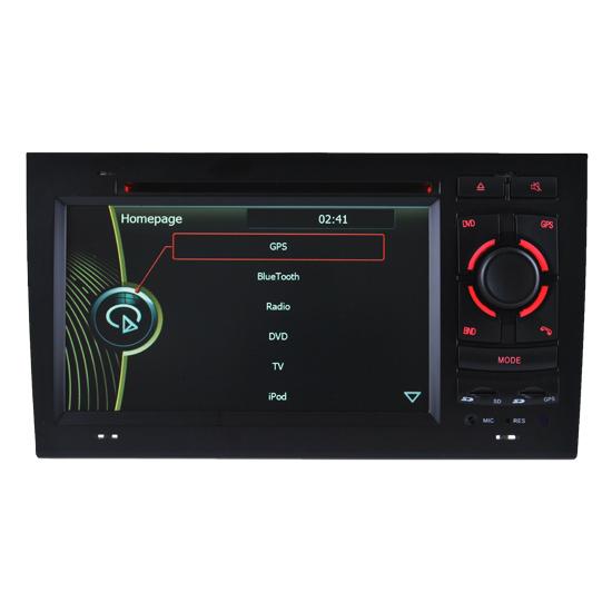 Auto Gps Audi A4 Navigation