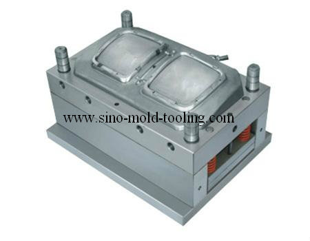 Auto Lamp Mould Part Maker In Shenzhen