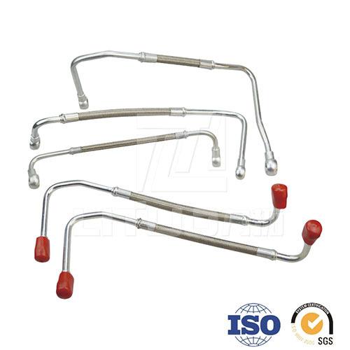 Auto Parts Fluid Connector Turbocharger Oil Pipe Line