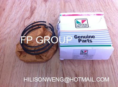 Auto Parts Lister Piston Ring