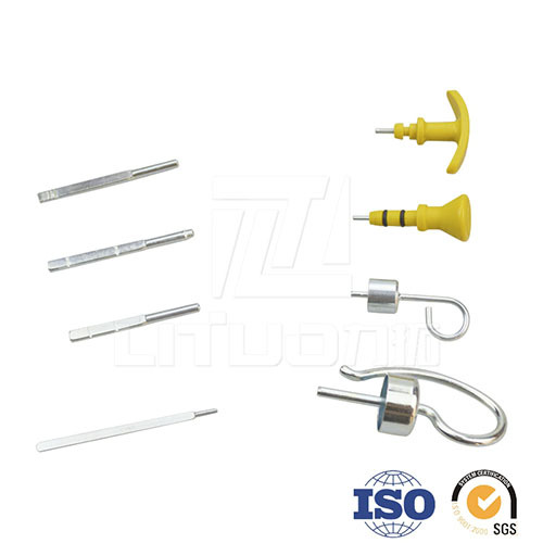 Auto Parts Metal Oil Gauges And Heads Dipstick