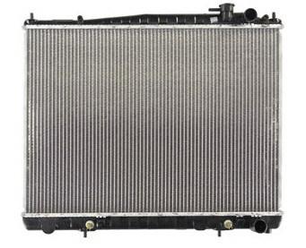 Auto Radiator For Hyundai Accent Crde 99 Diesel Mt