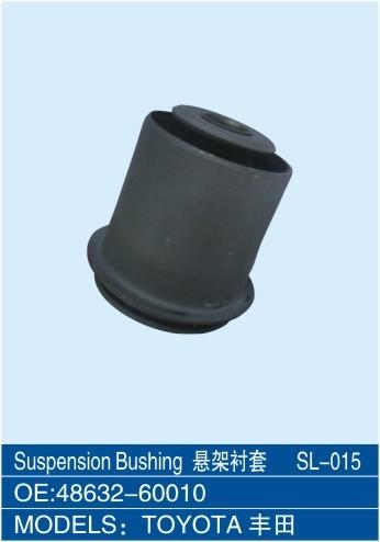 Auto Rubber Suspension Bushing 48632 60010