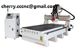 Auto Tool Changer Cnc Router Woodworking Machine1325