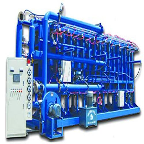 Automatic Adjustable Block Moulding Machine