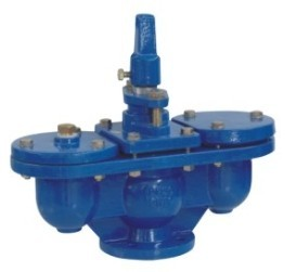 Automatic Air Valve Double Ball Type