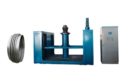 Automatic Bellow Expansion Joint Forming Machine 700 2000