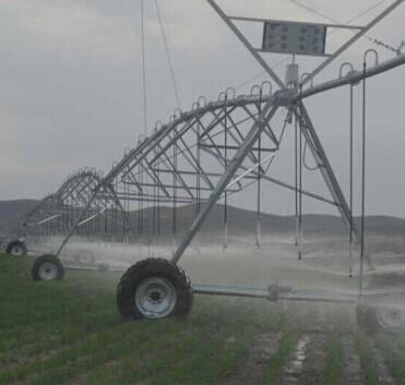 Automatic Farmland Irrigation System Center Pivots Equipment