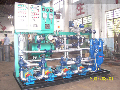 Automatic Fuel Oil Supply Unit