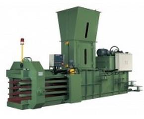 Automatic Horizontal Baling Press Tb0708