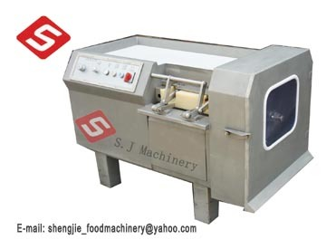 Automatic Meat Dicer Cutting Machine Cube
