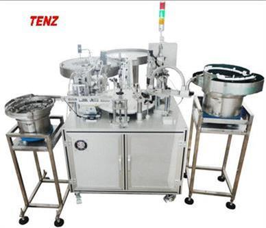 Automatic Nail Polish Filling Capping Machine