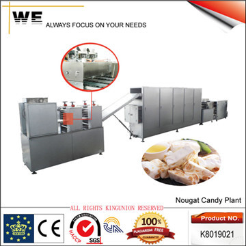 Automatic Nougat Candy Plant