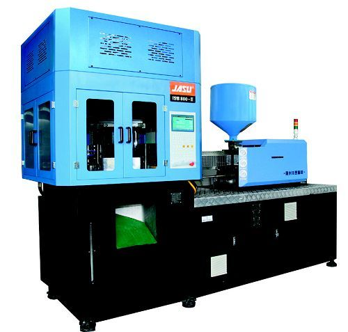 Automatic One Step Injection Blow Molding Machine For Small Bottles