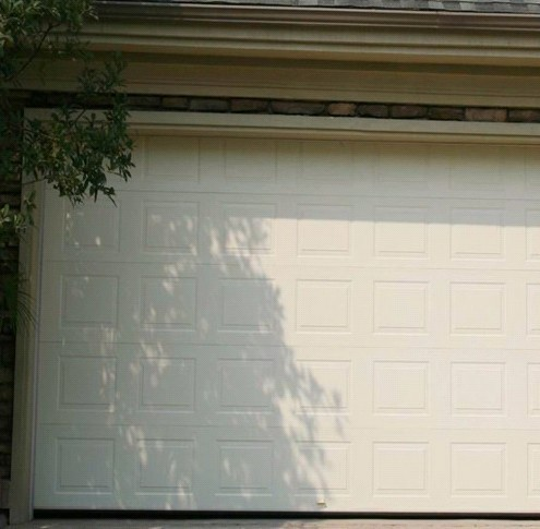 Automatic Overhead Sectional Garage Door