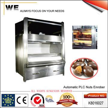 Automatic Plc Nuts Enrober