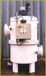 Automatic Self Cleaning Backwash Seawater Strainers