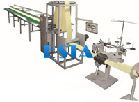 Automatic Sewing Machine Line For Nonwoven Filter Bag